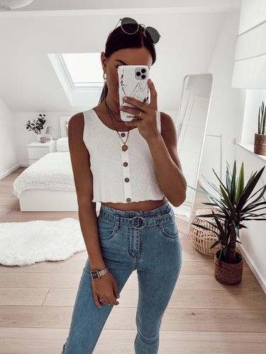 Nora Crop Top