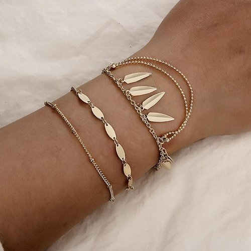 3teiliges India Armband