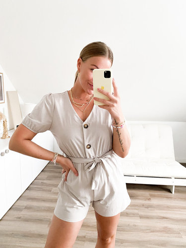 Lagos Playsuit